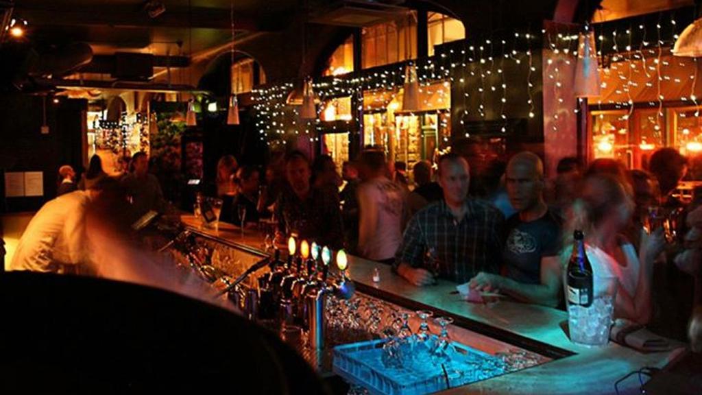 traditional gay bars