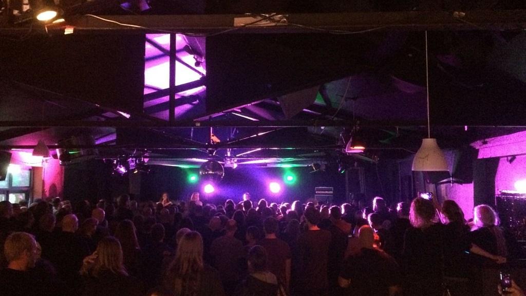 natklub chinesse runde dans i København