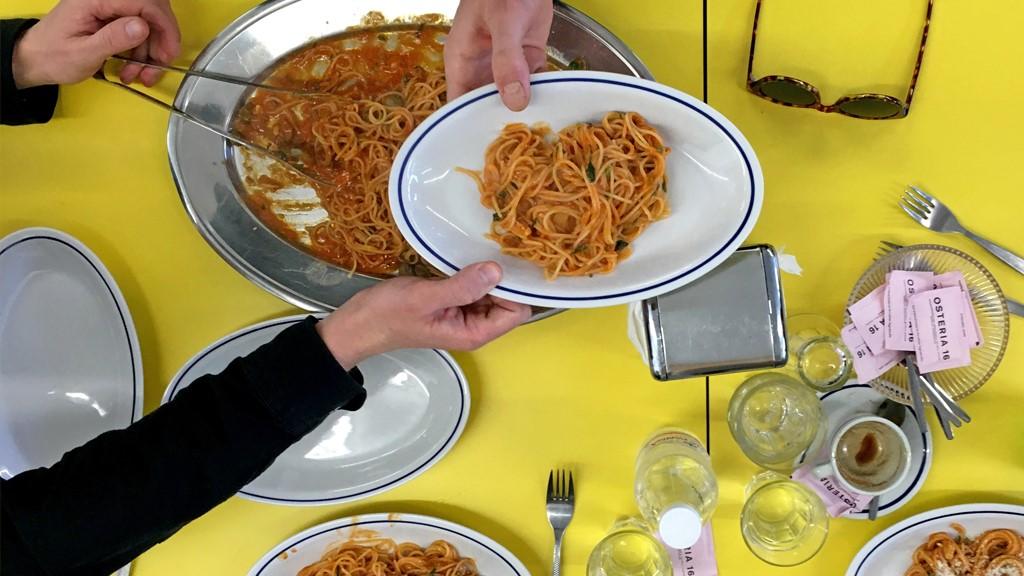 italiensk restaurant kbh