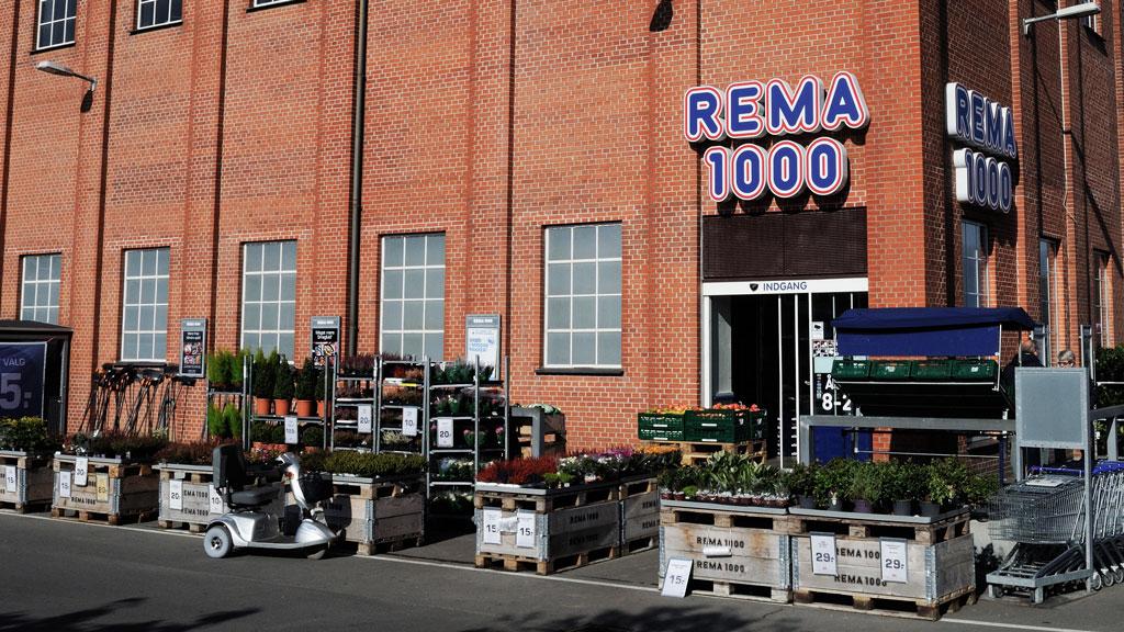 rema 1000 hammerichsgade