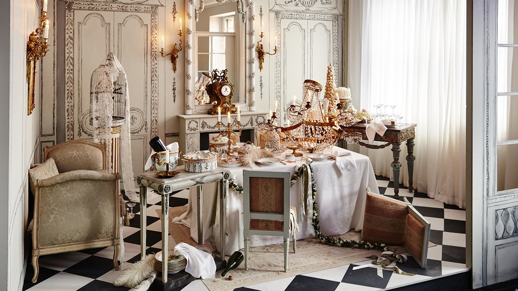 Royal copenhagen christmas tables visitdenmark
