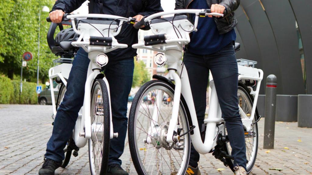 Bycyklen Visitcopenhagen