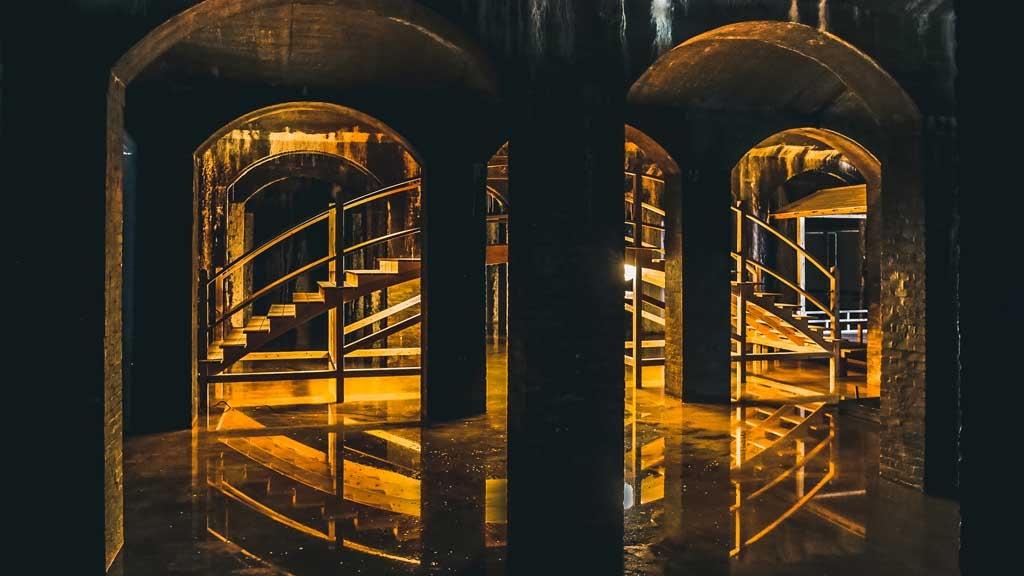 Sambuichi i Cisternerne på Frederiksberg