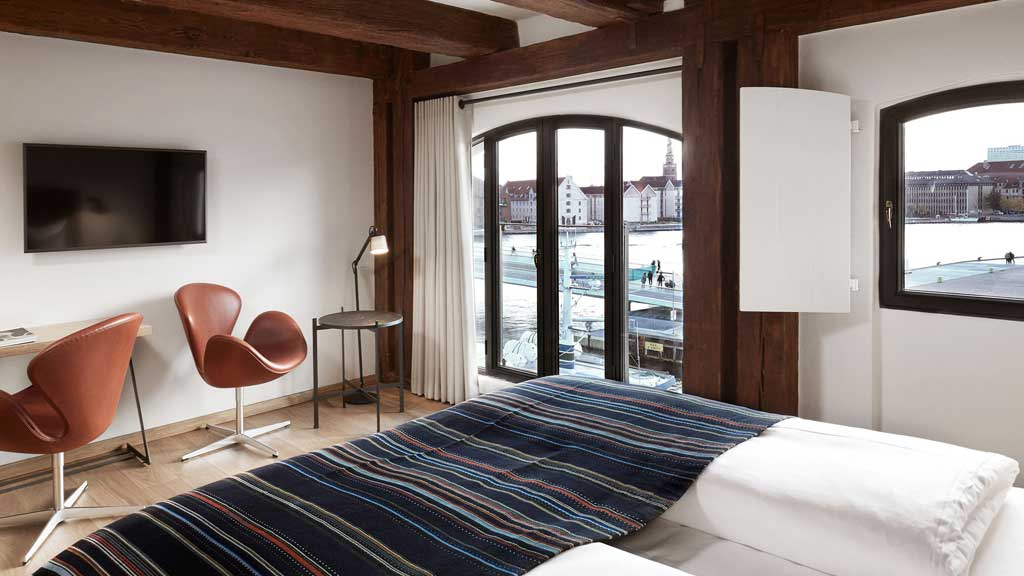 71 nyhavn hotel visitcopenhagen for Design hotel kopenhagen