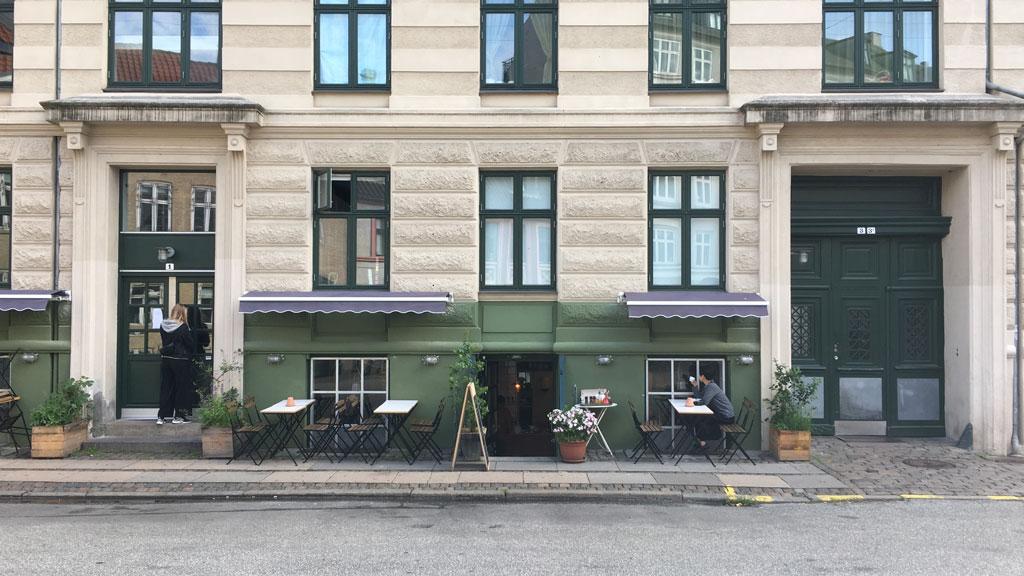 Woodah hostel visitcopenhagen for Kopenhagen hostel