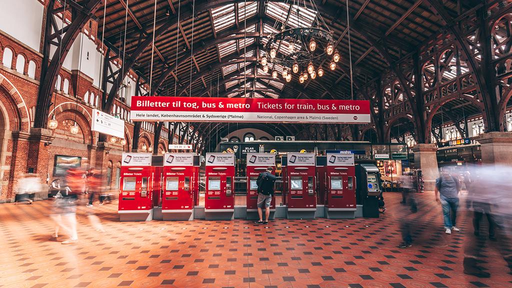 Copenhagen Central Station | Visitcopenhagen