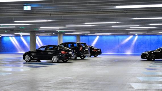 Rosenborg slot parking ticket