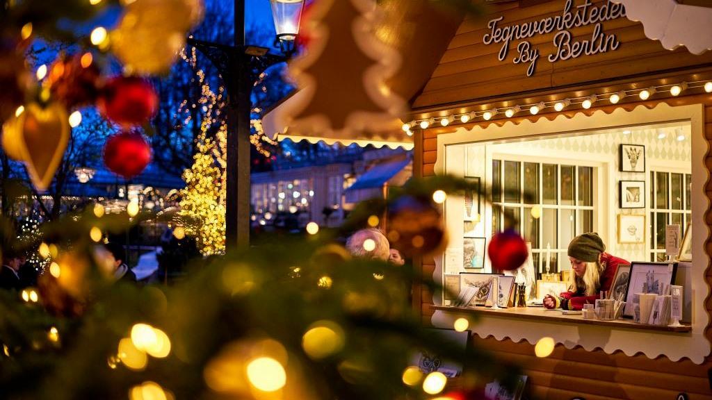 Easy Christmas Lights