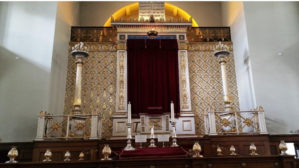 Jewish Copenhagen tilbyder gå- og bilture i København med fokus på Jødisk historie