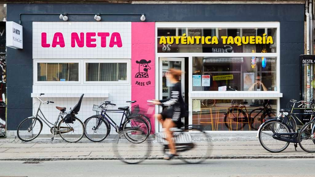 La Neta mexicansk streetfood i København