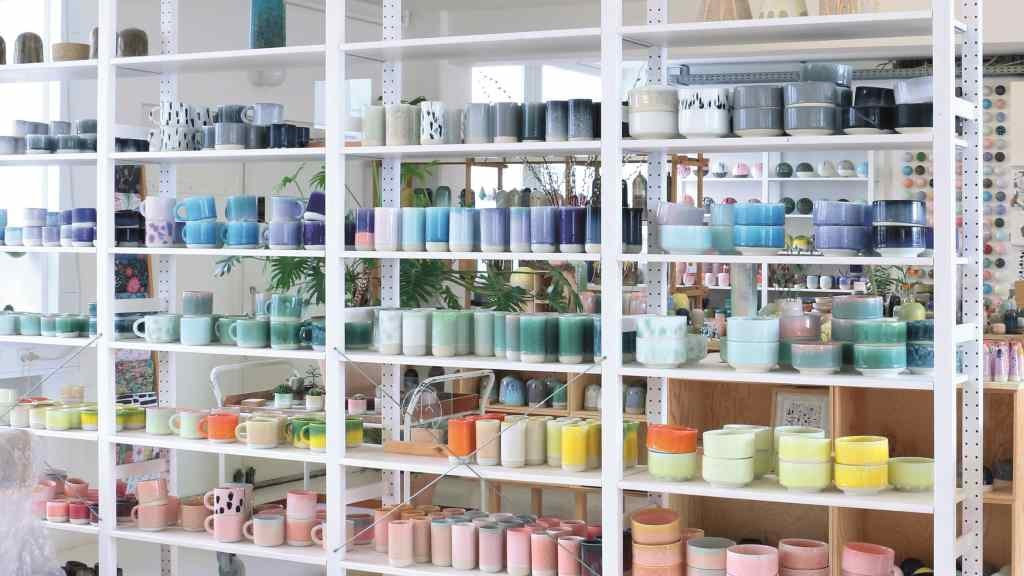 Studio Arhoj ceramics Copenhagen