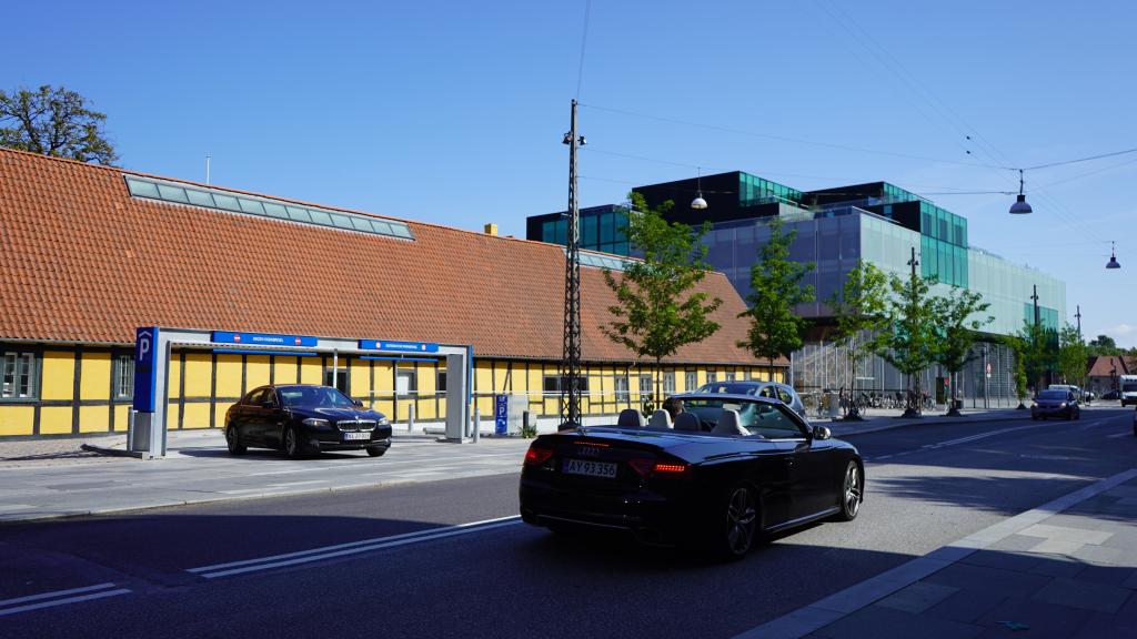 Blox Parking Visitcopenhagen