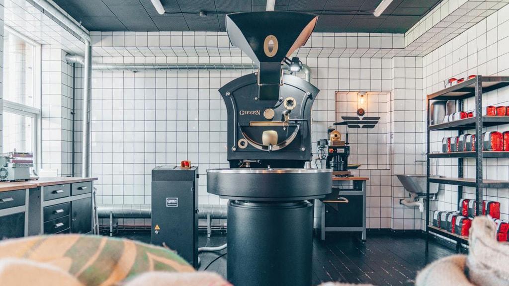 Kaffedepartementet coffee roasters and café