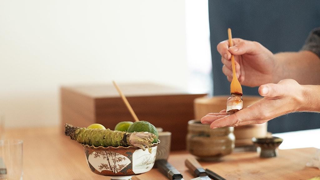 Sushi Anaba at Nordhavn