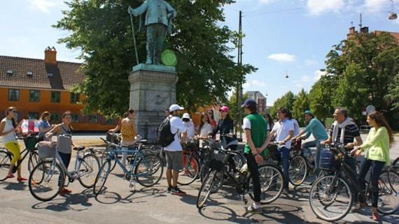 Biking Copenhagen City Tours