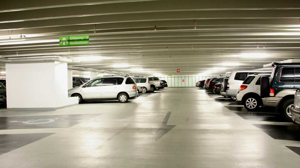 parkering israels plads