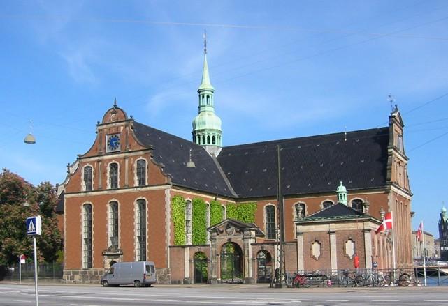Holmens Kirke | Visitcopenhagen