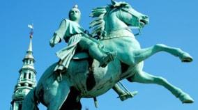 da kobenhavn sightseeing beromte statuer
