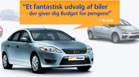 Low Cost Car Rental Copenhagen