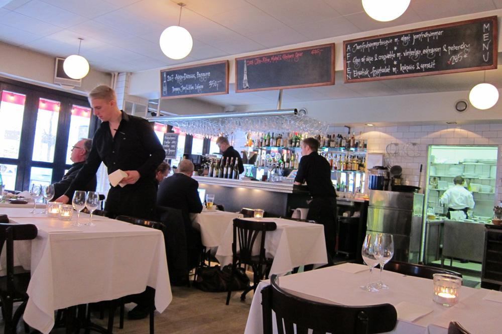 restaurant pastiche københavn