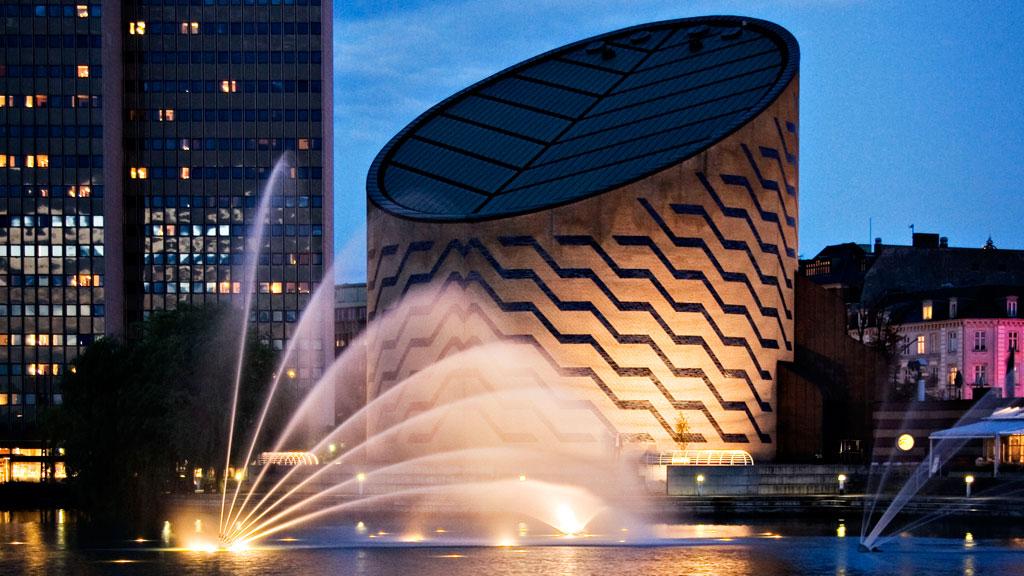 Planetarium i København super fransk aalborg