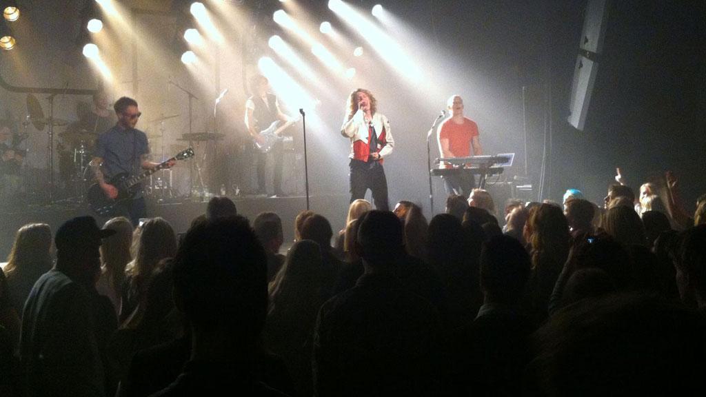 music hall København Romantica roskilde