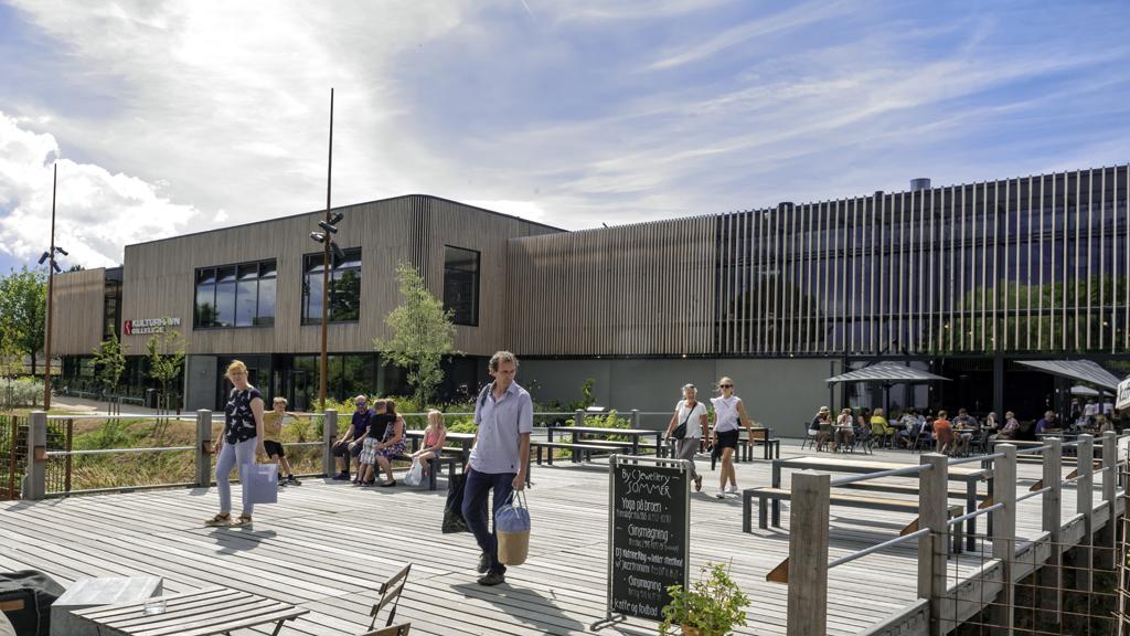 Kulturhavn Gilleleje | VisitNordsjaelland