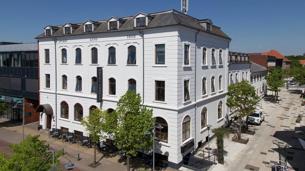 Hotel Phønix, Brønderslev   Visitbroenderslev