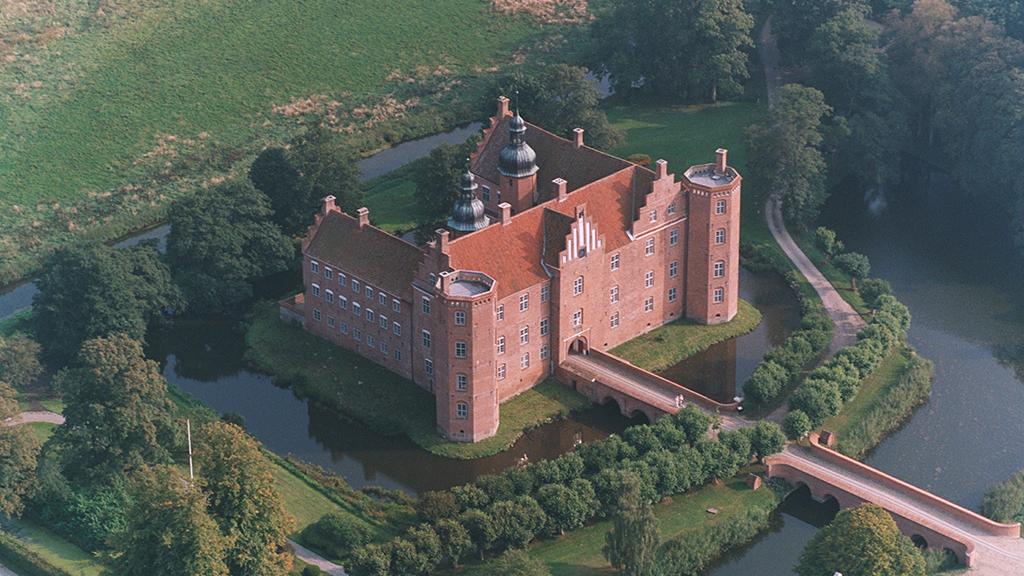 Gammel Estrup - Danmarks Herregårdsmuseum