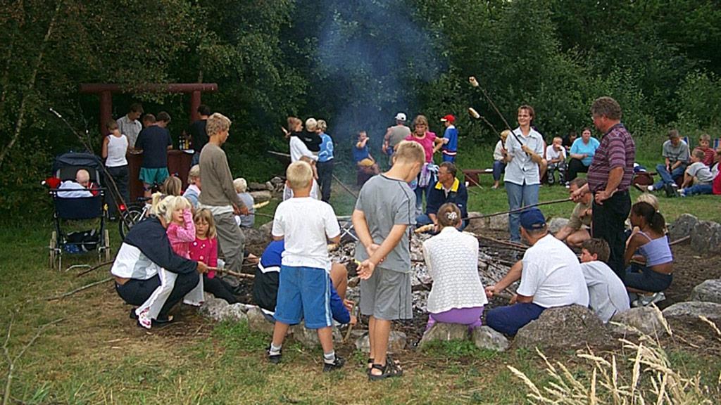 Tag Pa Camping Pa Djursland Visitdjursland