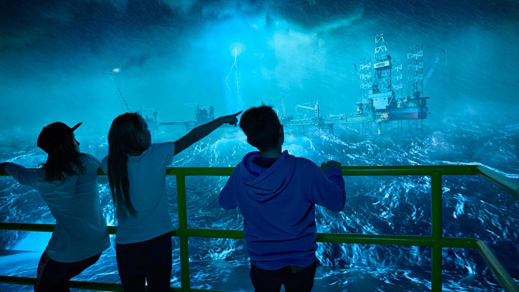 Fiskeri og Søfartsmuseet - Saltvandsakvariet, Esbjerg | Visitribe