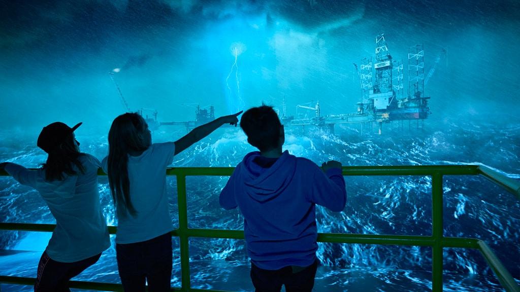 Offshoreudstilling - Fiskeri- og Søfartsmuseet, Esbjerg