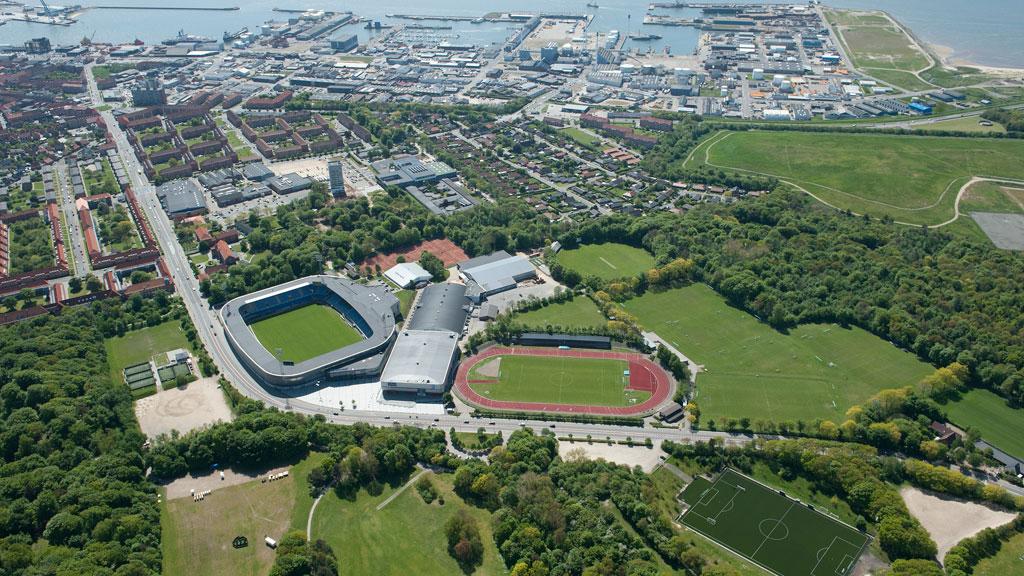Sport Amp Event Park Esbjerg Sports In Esbjerg Visitdenmark
