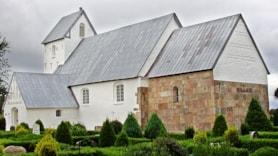 Kirker i Esbjerg   liste over kirker i Esbjerg og omegn