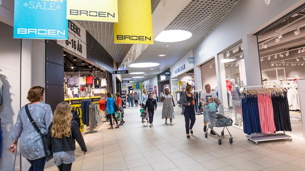 broen shopping in esbjerg visitesbjerg. Black Bedroom Furniture Sets. Home Design Ideas