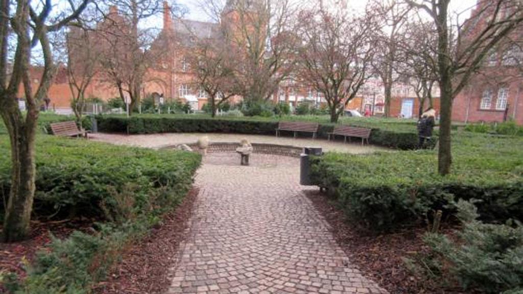 Heerups have i Esbjerg