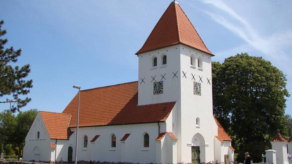 Skt. Ansgar Kirke i Bramming