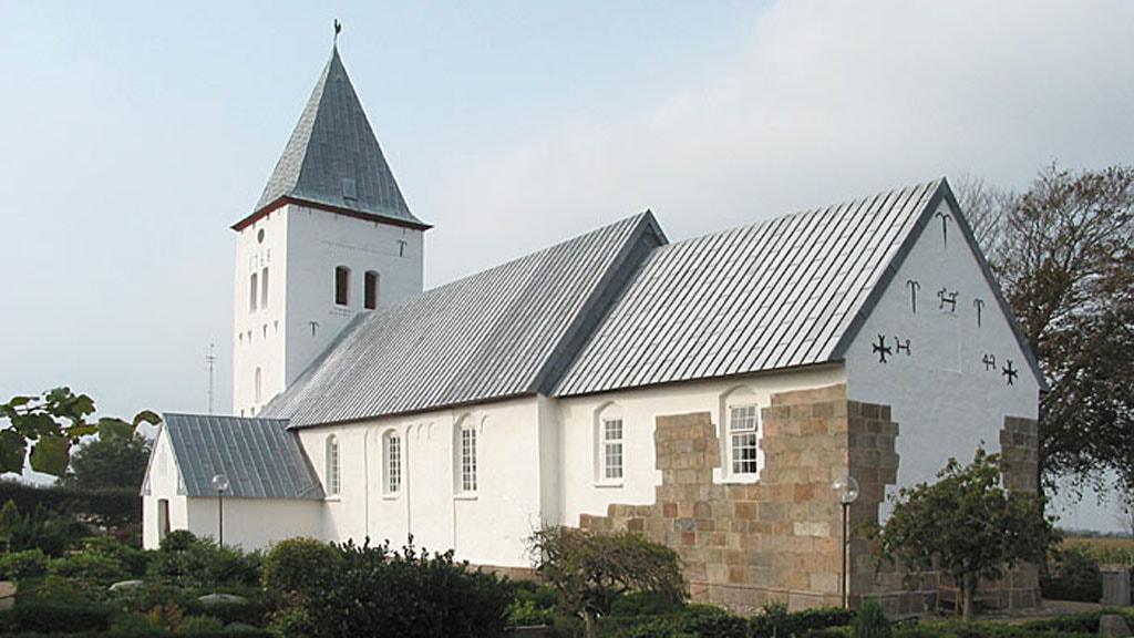 Darum Kirke ved Esbjerg
