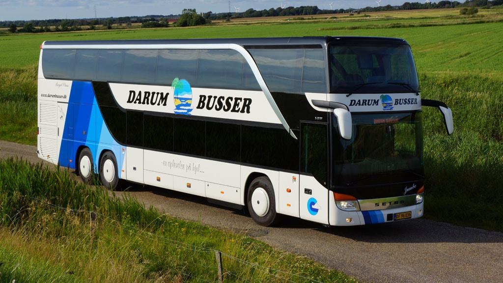 En bus fra Darum Busser