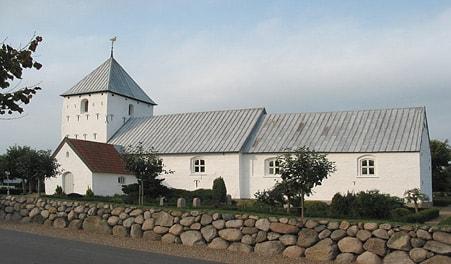 Hunderup Kirke