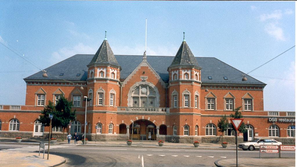 Esbjerg Banegård