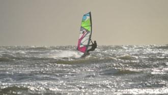 Surfing på Fanø