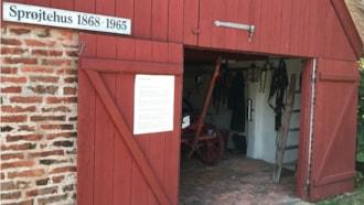 Sønderho Brandmuseum - The Old Fire Station