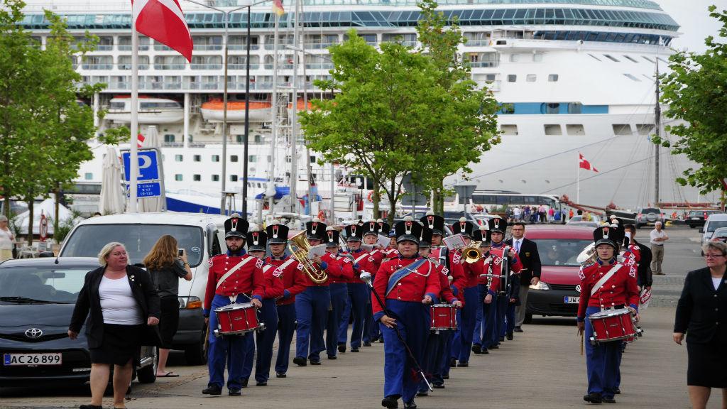 Krydstogtdagene i Fredericia
