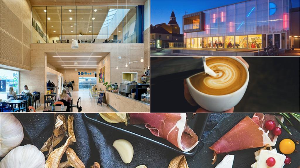 SOZE Café og Kafferisteri