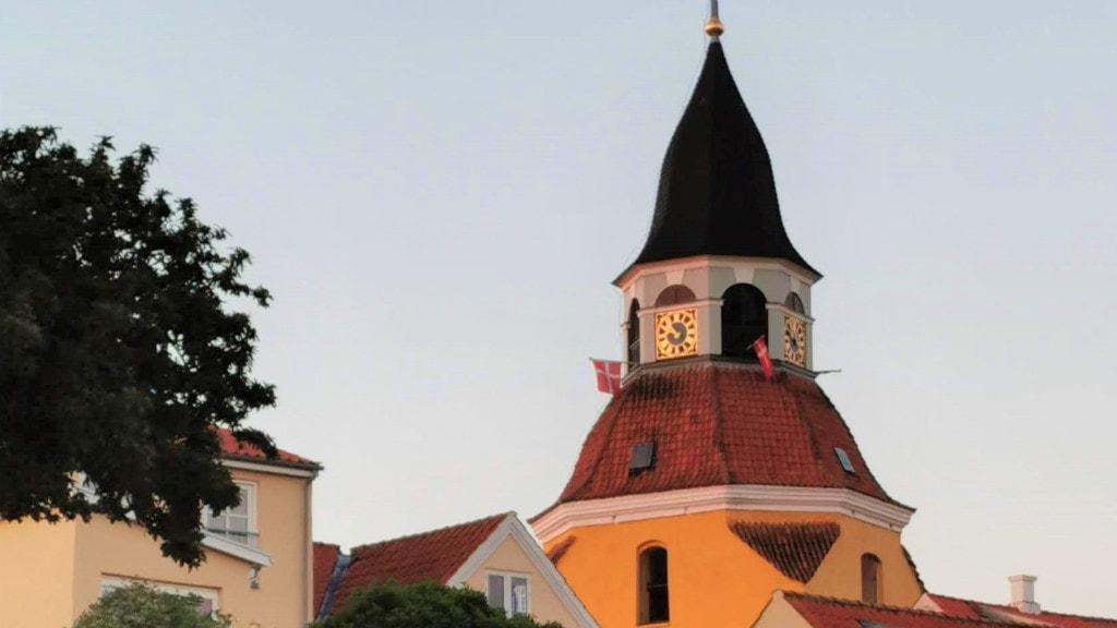 Klokketårnet Aften