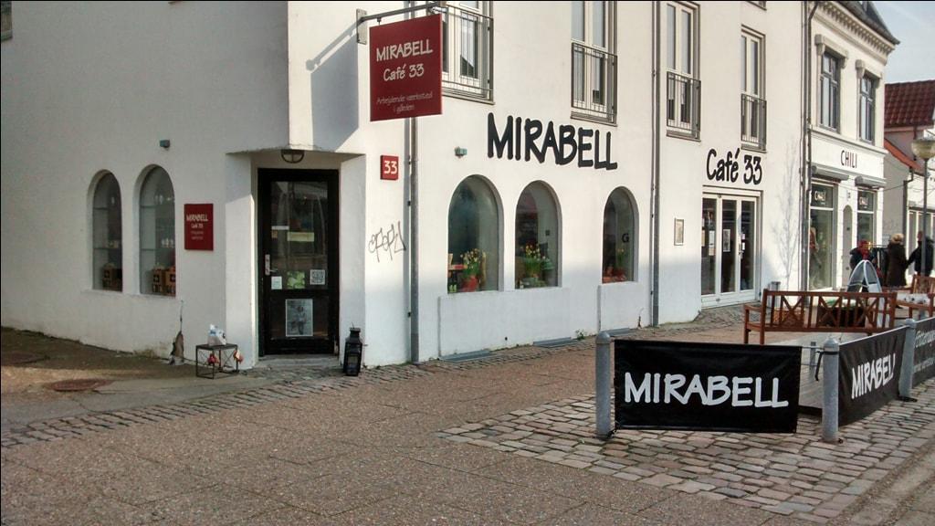 Cafe 33 Mirabell Hjørring