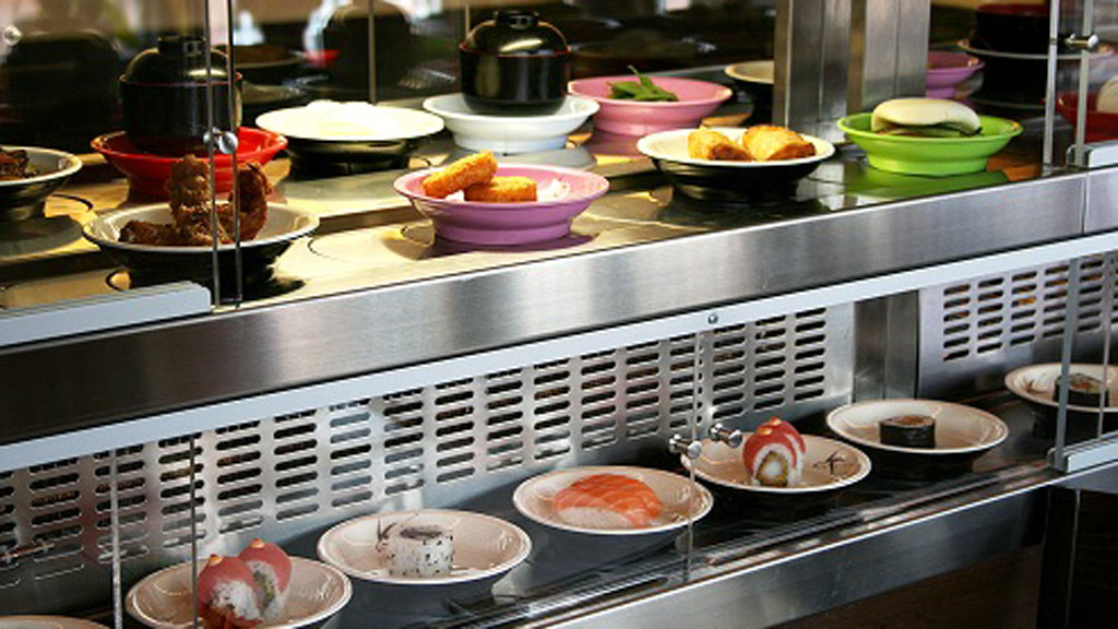 Yammi Yammi Gent all you can eat SushiampGrill restaurant