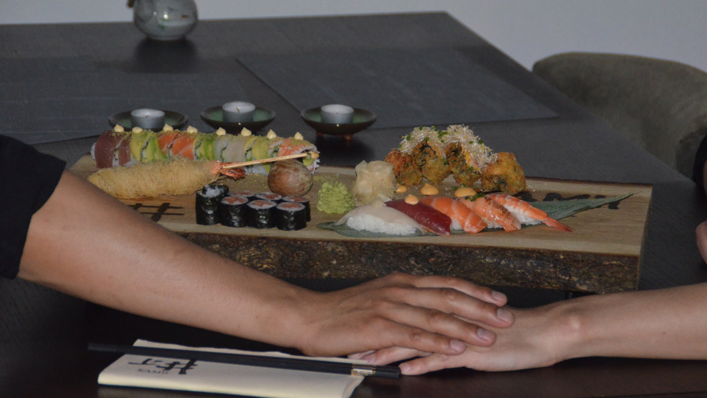 kamii sushi hjørring