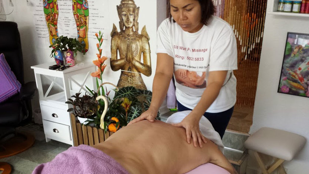 thai massage hirtshals thai massage i frederikshavn